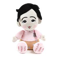 子供ぬいぐるみ_pink