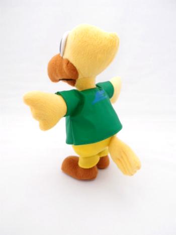 【ぬいぐるみ制作事例】イーグル建創のマスコットキャラクター「イーグル君」を制作いたしました!