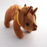 ぬいぐるみ製作事例:恐竜博物館Aオリジナルぬいぐるみ