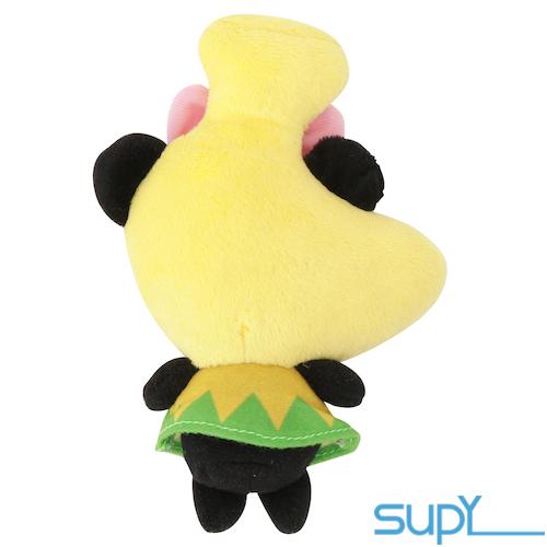ぬいぐるみ製作バナパンダ2